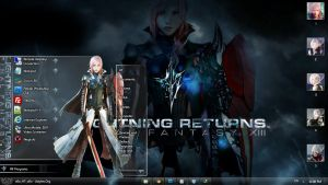Visual Styles 7 ~ Final Fantasy- Lightning-Returns by hoangtush