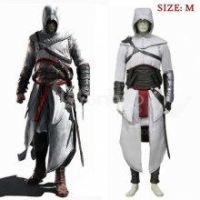 Assassin Creed Cosplay Pleuche Jazz Costume by meganpu