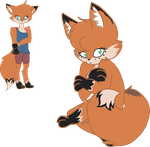 Future the fox (point/DTA) by Sleepytime-Junction