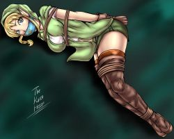 Tied Linkle - Commission by DAkuroihoshi