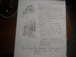 Fakemon - Some Kind of Pestilence... by Waddle-Dance