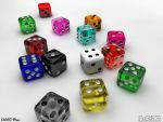 Dice by PaSt1978