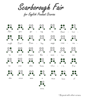 Scarborough Fair - Pendant Tab by Shenorai