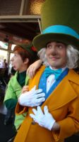 Hatter and Peter BFFLs by dreamer20k