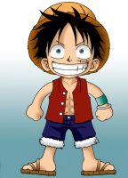 Luffy by marc-lemon