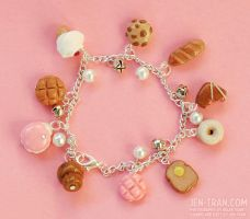Sweet Tooth Bracelet by xlilbabydragonx