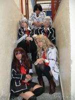 Vampire Knight I by TenchiMuyou