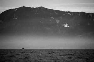 The Lonely Fisherman by Seffis