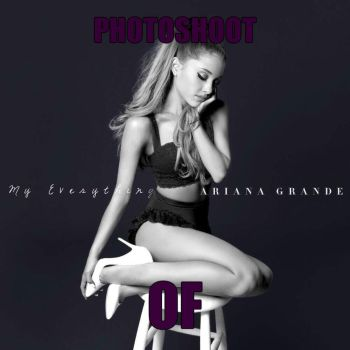 Photoshoots My Everything by MxHdLt