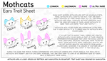 Mothcats: Ears Trait Sheet by ShinyCation