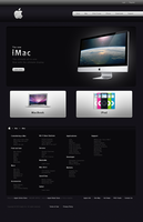 Apple Webdesign by Esi0n