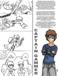 Captain Gamer Bio by Captain-Gamer