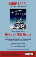 Gift Guide Flyer 2010 by talayawhite