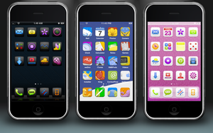 iPhone Screens: It Takes Three by ToffeeNut