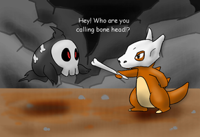 Hey bone head by livinlovindude