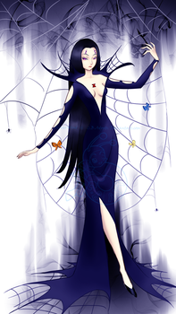 Open: Black Widow adopt by C-B-Adopts