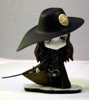 SD Vampire Hunter D by Schuldigkun