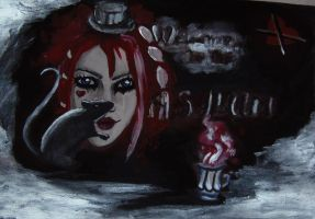 Emilie Autumn by Sylpheah