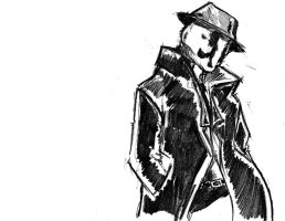 Rorschach by nicollearl