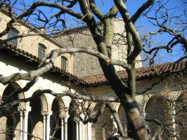 The Cloisters by ZoSoTheTwirp