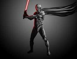 Vader Redesign 6 by PeterMan2070