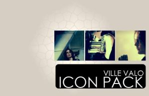 ville valo icon pack by Sara-Devestation