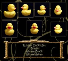 Ducky set wicasa-stock by Wicasa-stock