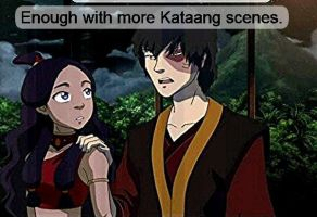 Yes good Zuko, Zutara by Middelo