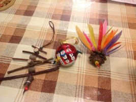 Things I made with my scout group! by atina5332
