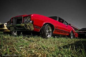 red 442 by AmericanMuscle
