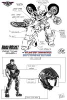 Ation RoadRocket HeadmMaster blueprints by Tf-SeedsOfDeception