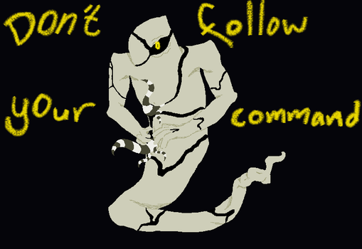 21. Don't follow your command by MountainRhythm