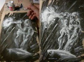 Silver Surfer 05 by Cinar