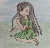 Contest Entry: Ayu by Miriune