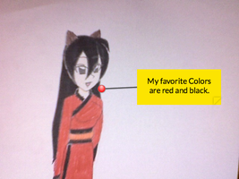 Answer 1- Keida's Favorite Colors by Kogalover4ever