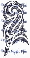 Maori tattoo I Part by anchica