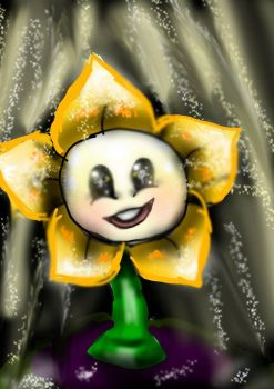 flowey by onehitpoint
