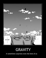 Truth : Bleach 5 Gravity by DRUNKENunicorn756