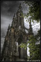 edinburgh - last walk by haq