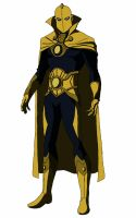 doctor fate young justice by Fateroid12