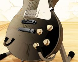 Gibson - vray render by Beliaro