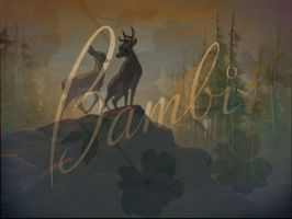 Another bambi background by Liviy22