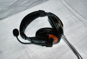 object _audio headphone 02 by Aimelle-Stock