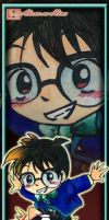 Detective Conan Case Closed by akane-no-Hime
