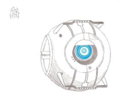 Wheatley by ATHEIST07