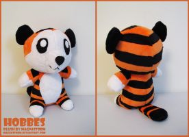 little Hobbes by MagnaStorm