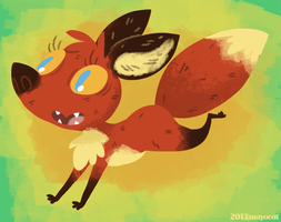 Little Fox by Mayocat