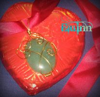Pendant 53 - Spring Love by Eluinn