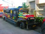 Jeepney-26 (Front) by MG7000