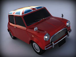 Mini Cooper by Squint911